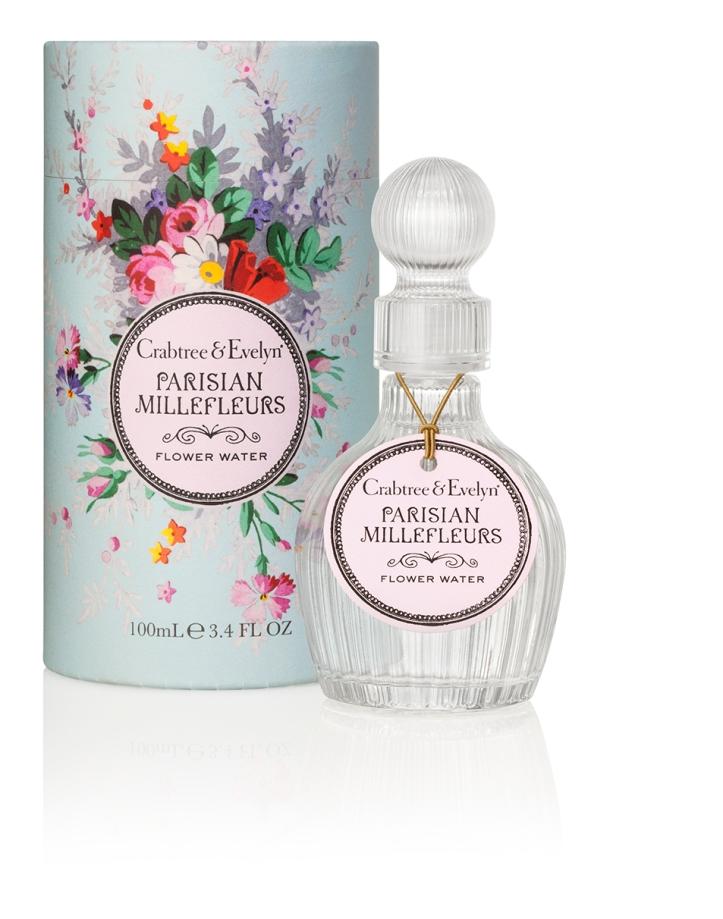 Parisian Bottle Millefleurs